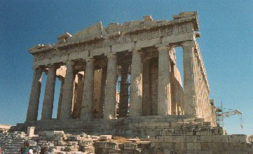 Acropolis: the Parthenon