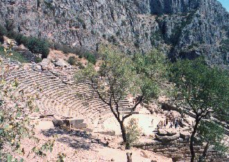 Delphi: the Theater