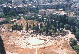 Ancient Theatre of Dionysos