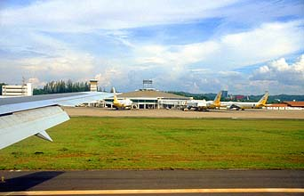 BWN Brunei Bandar Seri Begawan International Airport Terminal Building.jpg