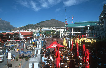 Cape Town Waterfront restaurants