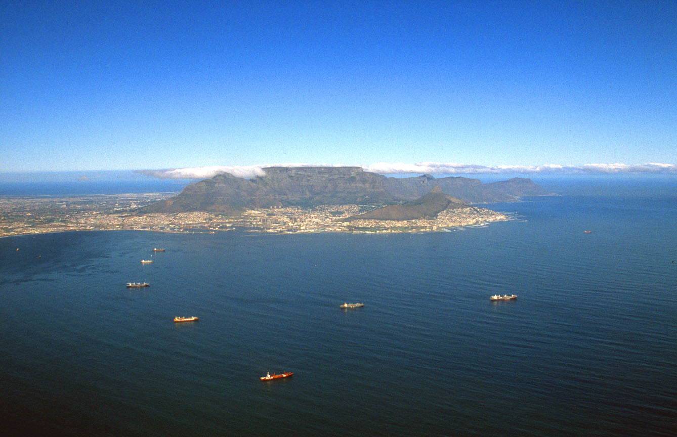 South Africa, Table Mountain, Waterfront, Robben Island, Townships ...