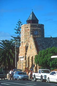 Hermanus church on Main Road