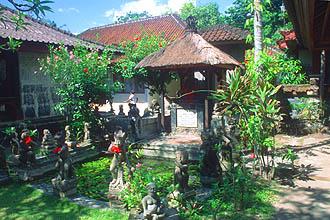 Bali Sanur Museum Le Mayeur garden
