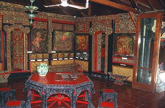 Bali Sanur Museum Le Mayeur interior