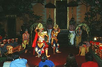 Bali Ubud Legong Dance performance in the Royal Palace07