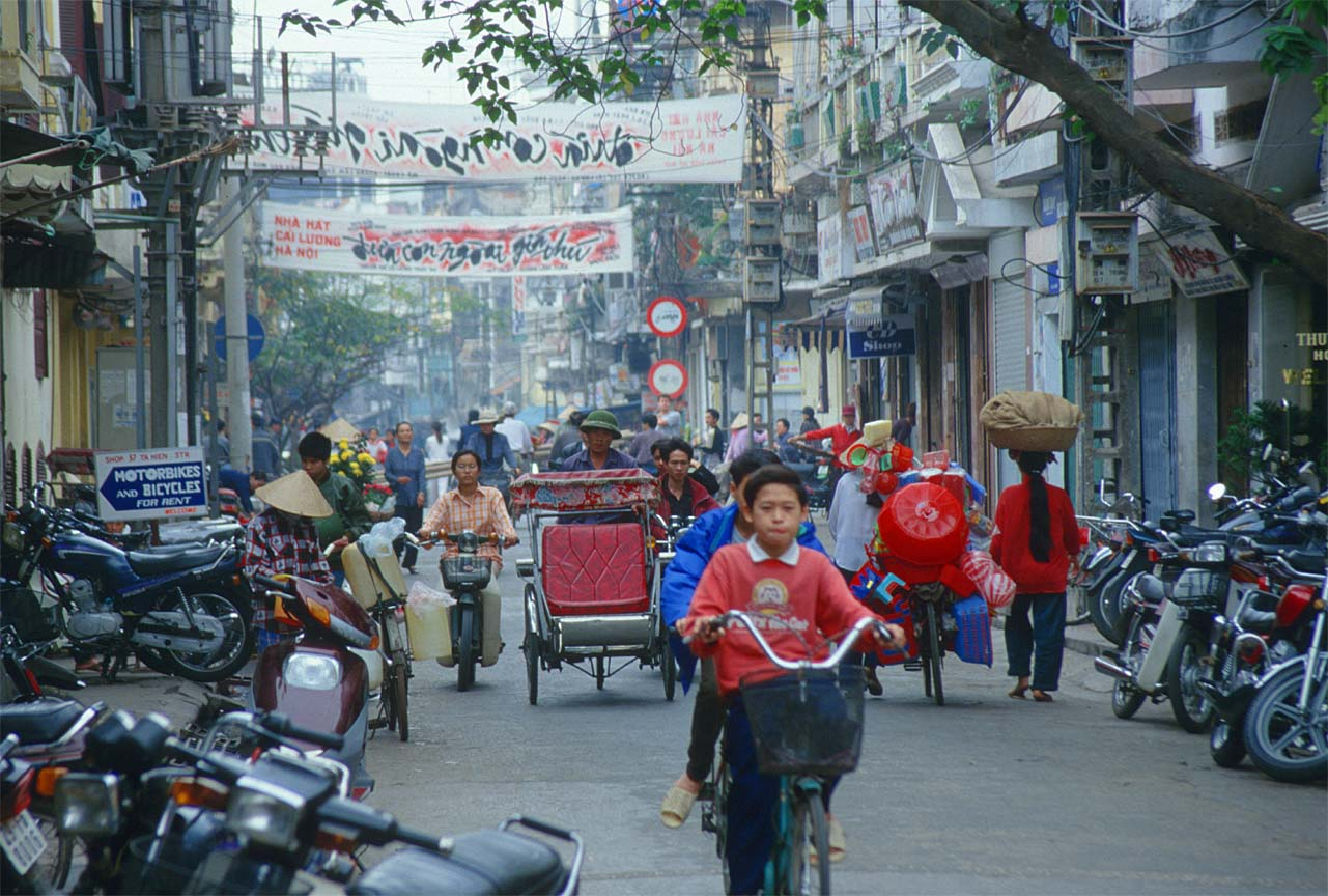 Category:Streets in Hanoi