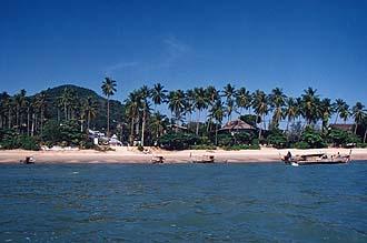 Krabi: Ao Nang Beach