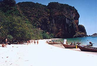 Krabi: Rai Lay Central Beach