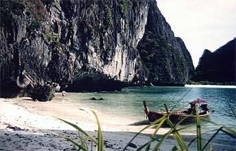 Pee Pee Le Island: Maja Bay