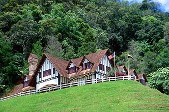 Cameron Highlands English style house