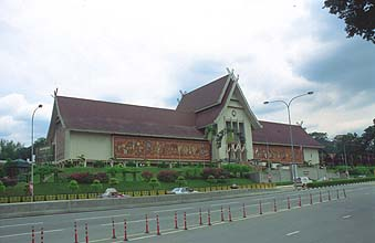 National Museum Negara building