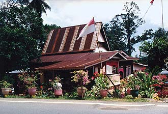 Typical Malacca House