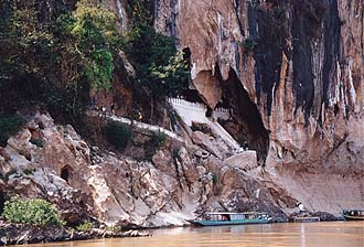 Pak Ou Cave or Tham Thing, near Luang Prabang