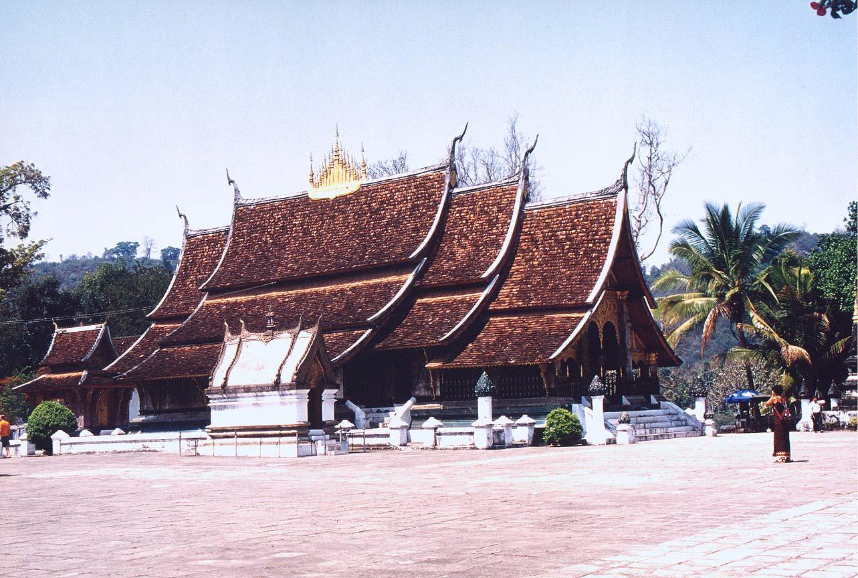 Wat Xieng Thong - Temple in Luang Prabang - Thousand Wonders |Wat Xieng Thong Luang Prabang