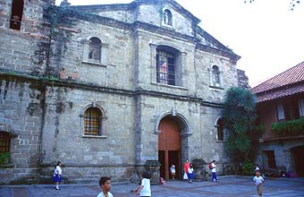 Las Pinas: San Jose Church