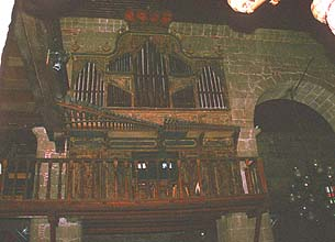Las Pinas: San Jose Church with bamboo organ