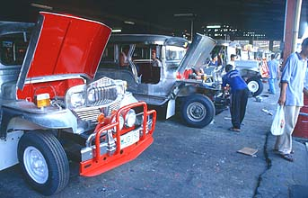 Sarao Motors jeepney factory delivery