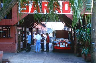 Sarao Motors jeepney factory entrance