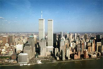 NYC_New_York_Downtown_Manhattan_and_Former WTC_