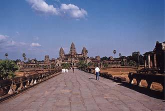 Angkor Wat panorama, Siem Reap