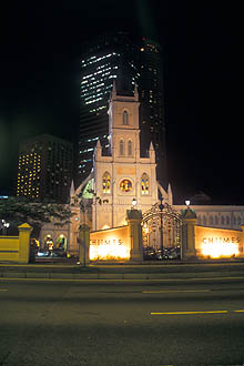Singapore Chijmes Hall Church