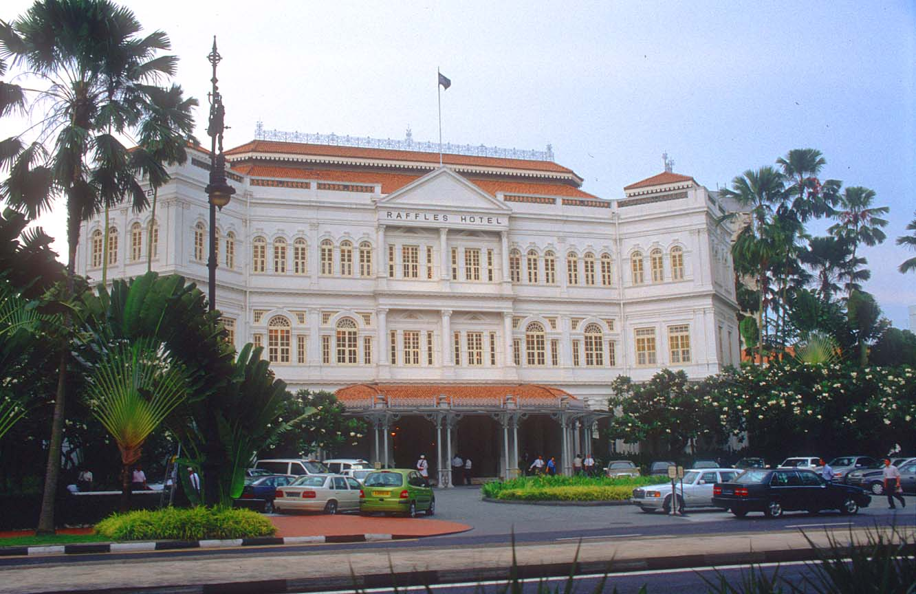 Great Hotels Part 2 The RAFFLES Hotel