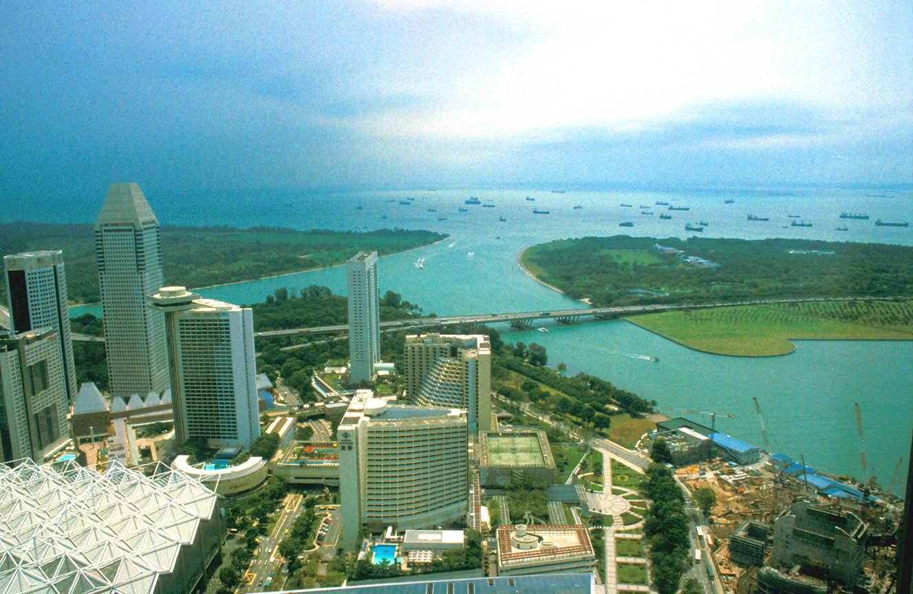 Singapura kaya tapi miskin rohani