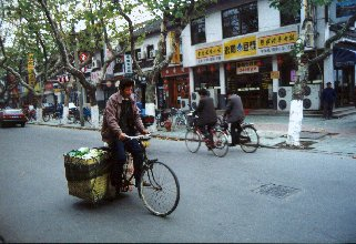 Suzhou bicycle transport