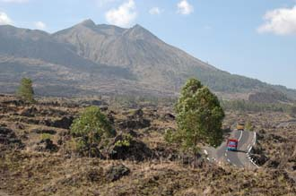DPS Bali Mount Batur from lava fields in the outer crater 03 3008x2000