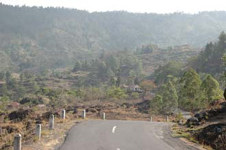 DPS Bali Mount Batur road between Kedisan and Toya Bungkah near Lake Batur 03 3008x2000