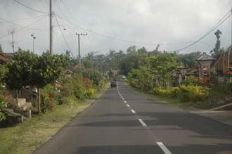 DPS Bali Mount Batur road from Penelokan to Bangli 3008x2000