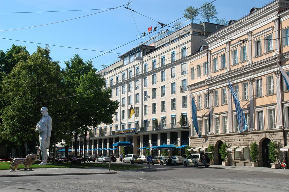 munich germany hotel: