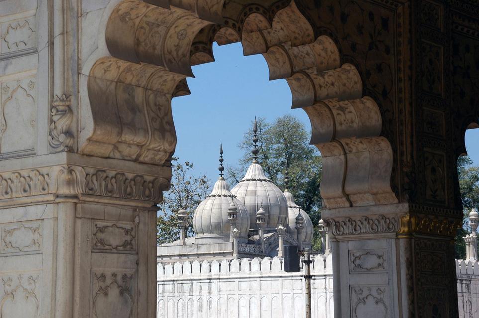 Diwan-i-Khas (interior), Red Fort, Old Delhi, India | Flickr