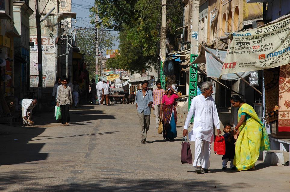 Mandawa India  City pictures : Mandawa, Rajasthan, India / DEL Mandawa in Shekawati region main ...