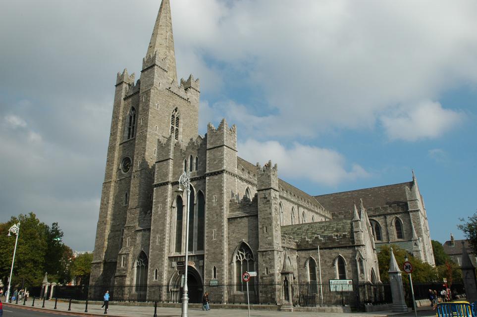 St patricks cathedral dublin ireland dub dublin st patricks