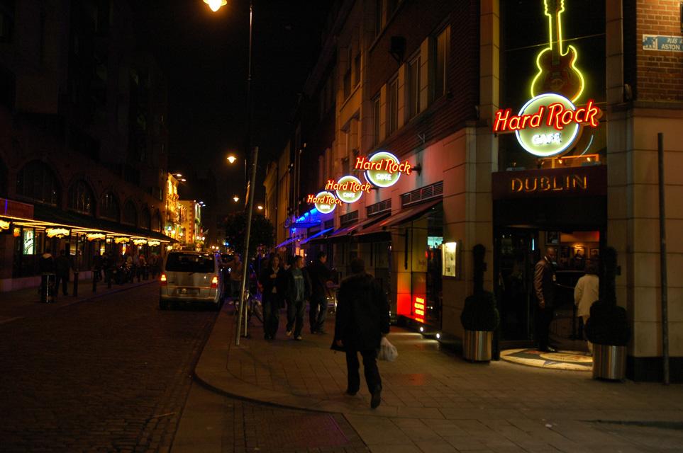 Www Hard Rock Cafe Dublin