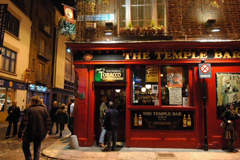 DUB Dublin - The Temple Bar