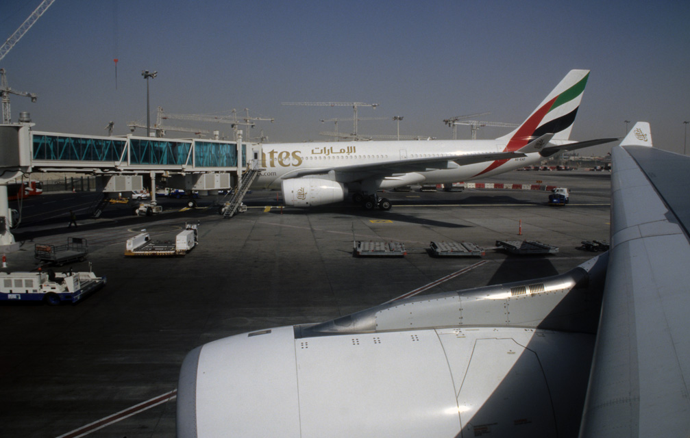 DXB Dubai International Airport