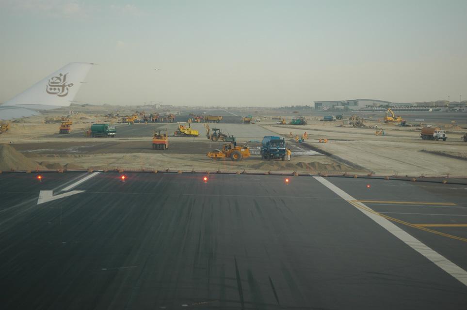 Jaipur Airport Runway Airport New Runway Under
