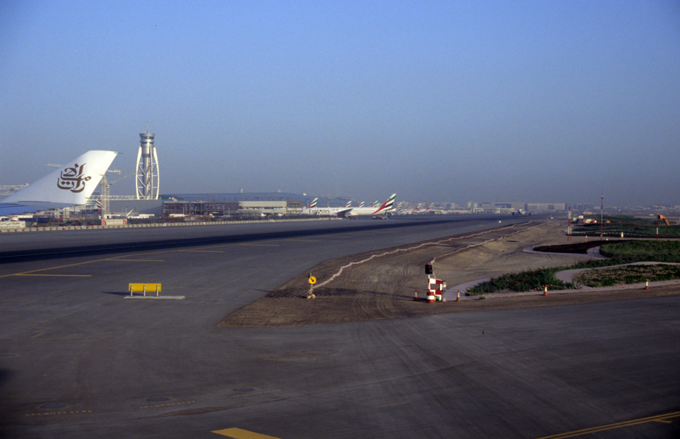Jaipur Airport Runway Airport Runway With