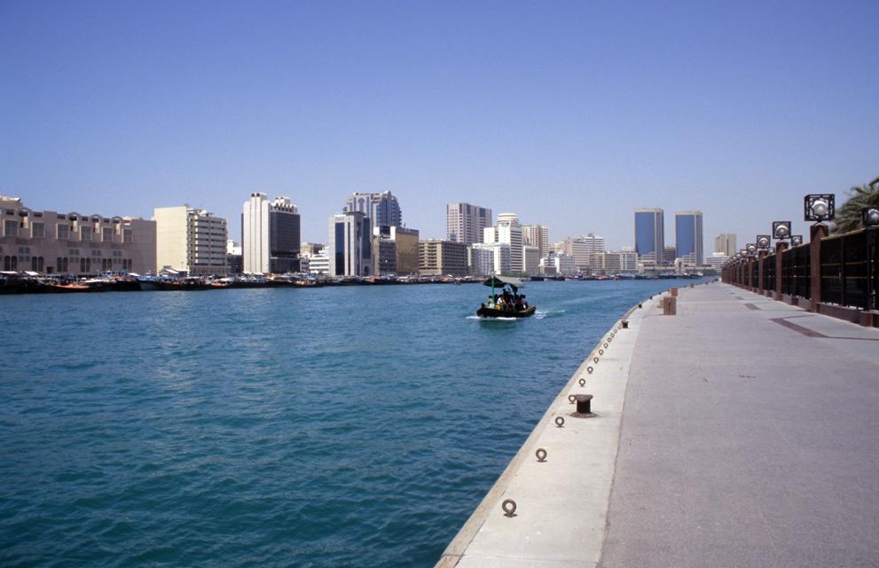 Dubai Creek Uae Travel Pictures United Arab Emirates Khor Dubai